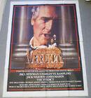 Affiche de cinéma : THE VERDICT de Sydney LUMET
