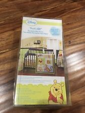 "Disney Winnie the Pooh ""Pooh's ABC"" Decorative Removable Wall Decals / Stickers"