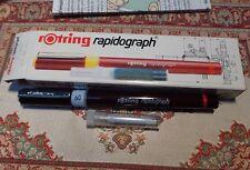 rotring rapidograph -  0,6