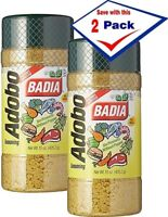 2 Pack Badia Adobo seasonig without Pepper - Adobo sin Pimienta 15 oz