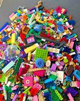 Lot Lego Bulk parts pieces City Lego loose Assorted 2 pounds Mix Colors/Shapes