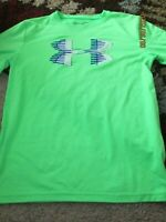 UNDER ARMOUR Boy Loose Short Pocket Cup Hockey Football L Youth LARGE YLG