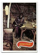 PLANET OF THE APES MOVIE CARD NO 43 POTTER'S PLACE  TOPPS NRMINT+ 5116
