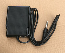 Meideal SP20 Black Sustain Pedal Foot Switch For Electronic Keyboard Drum Tone