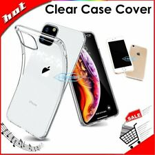 Clear Case Cover For Apple iPhone 11 Pro XR XS MAX X 8 TPU Ultra Slim Protector