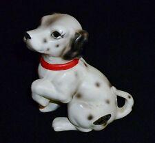 Vintage Josef Originals dog Dalmation figurine - Mint with Labels tags