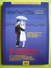 DVD  LES PARAPLUIES DE CHERBOURG + L UNIVERS DE JACQUES DEMY