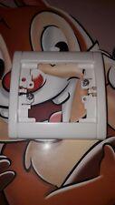 85000 LEGRAND SAGANE OPALIS (Blanc) Plaque enjoliveur  prise interrupteur