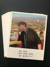 "Stray Kids - *Choose Member* - Official ""GO Live"" Pre-Order Polaroid Photocard"