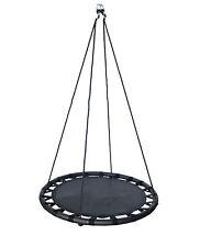 """Sorbus Spinner Swing – Kids Indoor/Outdoor Round Mat Swing(40"""" Mat Seat)"""