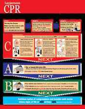 CPR Reference Chart for Layrescuers - New 2015 Guidelines!