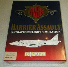 COMMODORE AMIGA AV-8B HARRIER ASSAULT DOMARK COMPUTER GAME NEW SEALED RARE