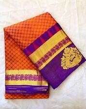 Kanchipuram Seta Saree/Bollywood Sari Saree/Fantasia/Seta Saree