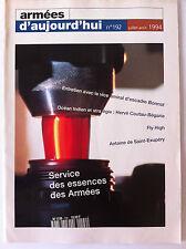 Armées d'Aujourd'hui n°192 du 07/1994; Océan Indien et Stratégie; H. Coutau-Béga