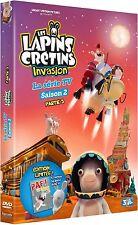 """DVD """"Les Lapins Crétins Saison 2 Volume 3""""    NEUF SOUS BLISTER"""