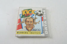 Kick Off 2 Winning Tactics A Anco Game for the Commodore Amiga tested & working