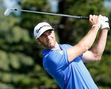 Pro Golfer DUSTIN JOHNSON Glossy 8x10 Photo Golf Poster Players Championship
