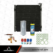 AC A/C CONDENSER Kit, Fits: 1996 1997 1998 1999 2000 Honda Civic L4 1.6L