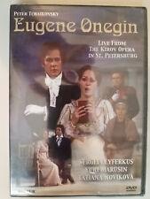 NEW Eugene Onegin Peter Tchaikovsky Live From Kirov Opera St. Petersburg DVD