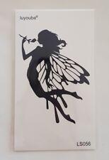 fairy small temporary tattoo