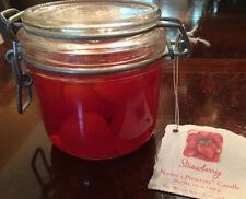Bath Bodyworks Fruit Jar Candle Vintage Kitchen Home Decoration Fragrance