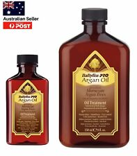 2x Babyliss Pro Moroccan Argan Oil- 250ml + 100ml Bundle
