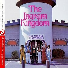 Ingram Family - Ingram Kingdom [New CD] Manufactured On Demand