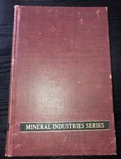 Mineral Ind. Series Ferrous Metallurgy Vol.2 Manufacture & Fabrication Of Steel