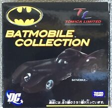 Japan Tomy Tomica Diecast 4th BATMOBILE Batman Tomica Limited - MIB