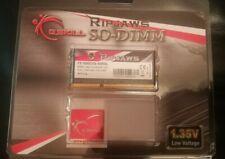 G.Skill Ripjaws 4Go DDR3-1600mhz 9-9-9-28 1.35v SO-DIMM