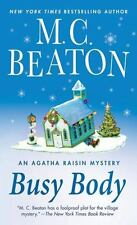 Agatha Raisin Mysteries: Busy Body 21 by M. C. Beaton (2011, Paperback)
