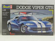 Revell 07375 Plastik-Modellbausatz Dodge Viper GTS Maßstab 1:24