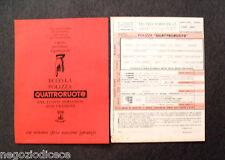 AY81 - Clipping-Ritaglio -1964- ECCO LA POLIZZA QUATTRORUOTE , LLOYD ADRIATICO