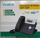 Yealink T20P Enterprise HD VoIP IP Telephone Phone Handset SIP-T20P with UK PSU