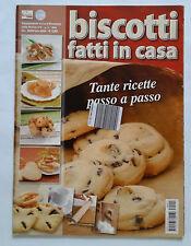 BISCOTTI FATTI IN CASA SUPPL. IL RICETTARIO DELLA NONNA n.1 ANNO 2008