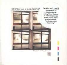CRASS - Ten Notes on a Summers Day CD