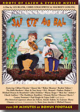 J'Ai Ete Au Bal (DVD, 2003) I Went To The Dance Cajun Zydeco Music Documentary