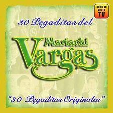 30 Pegaditas del Mariachi Vargas by El Mariachi Vargas de Tecalitlán (2-CD) NEW