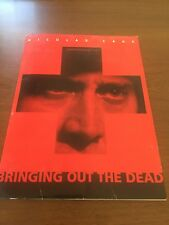 Bringing Out The Dead 1999 Press Kit/Nicolas Cage/Arquette/Paramount Pictures