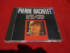 """CD """"PIERRE BACHELET - SANS AMOUR"""" best of 16 titres"""