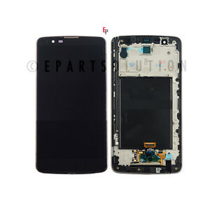LG Stylo 2 Plus MS550 K550 LCD Touch Digitizer Screen Assembly + Frame Assembly