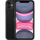 Apple iPhone 11 Black 64GB A2111 LTE GSM CDMA Verizon Unlocked - Really Good
