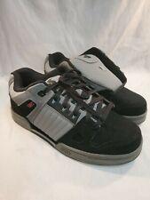 DVS Celsius Mens Gray Black Skate Shoes Mens Size12 Sneakers NEW