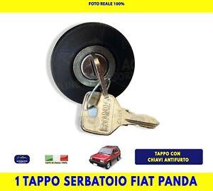 Tappo serbatoio Fiat Panda Van Tappi Carburante Chiavi Antifurto kit set per da