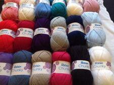 Robin Chunky Yarn Crocheting & Knitting Yarns