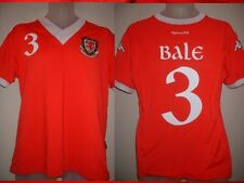 Gareth Bale Gales Kappa Xxl Hogar Fútbol Balonpié Camiseta Casaca Real Madrid Top