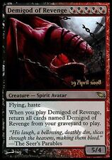 FOIL PROMO Semidio della Vendetta - Demigod of Revenge MTG MAGIC SM English