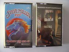 Steve Miller Band + Manfred Mann Earth Band