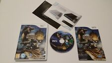 Monster Hunter Tri (Nintendo Wii) European Version PAL