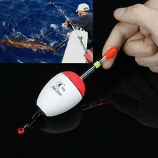5Pcs/set EVA Float+Glow Stick Fishing Floats Luminous Lighting Foam Night Vision